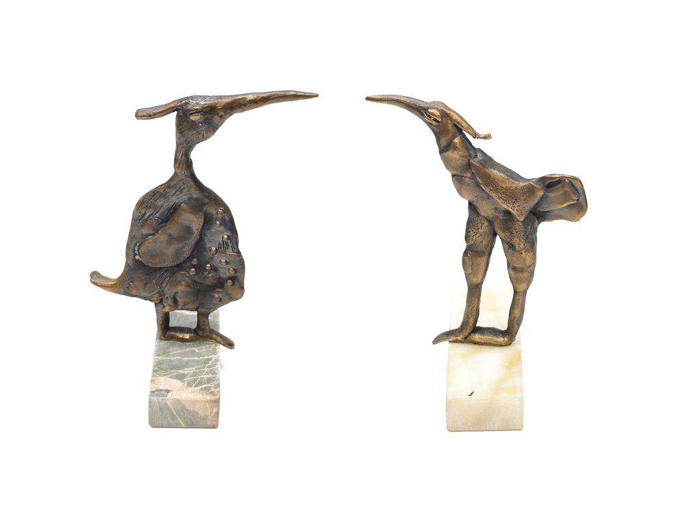 %22Searcher%22 2&3 16x9x12cm sculpture.jpg