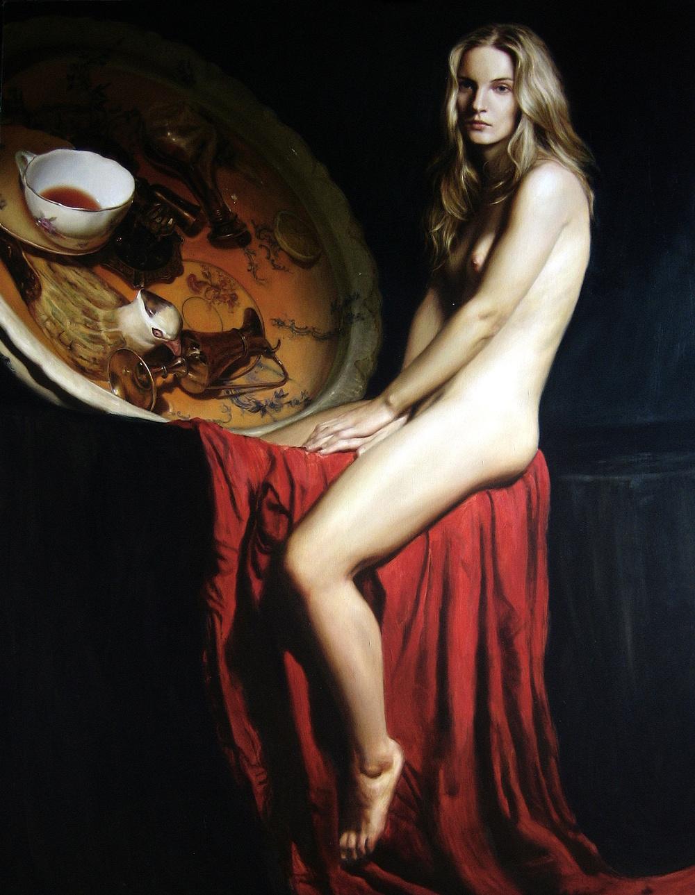 140 x 110 cmOil on canvas 2015