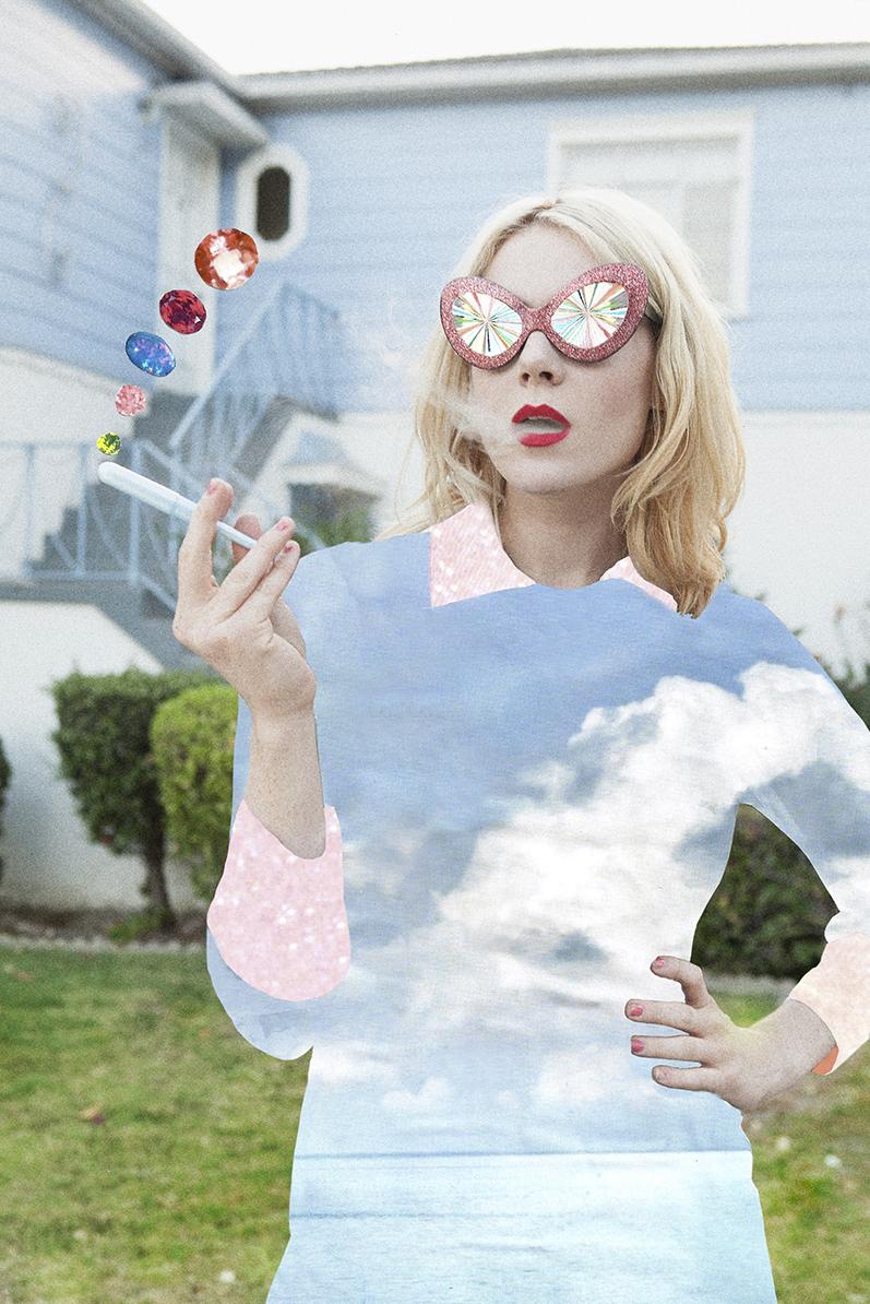 Kate Nash The Pulp Zine 3petitspoints