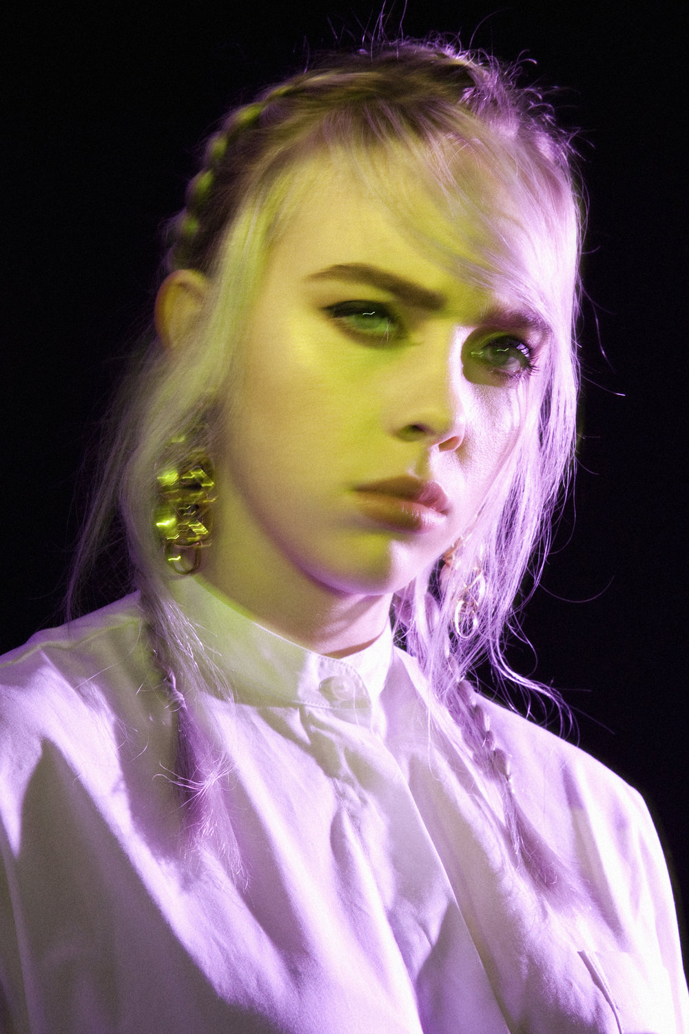 Billie Eilish Ladygunn Magazine