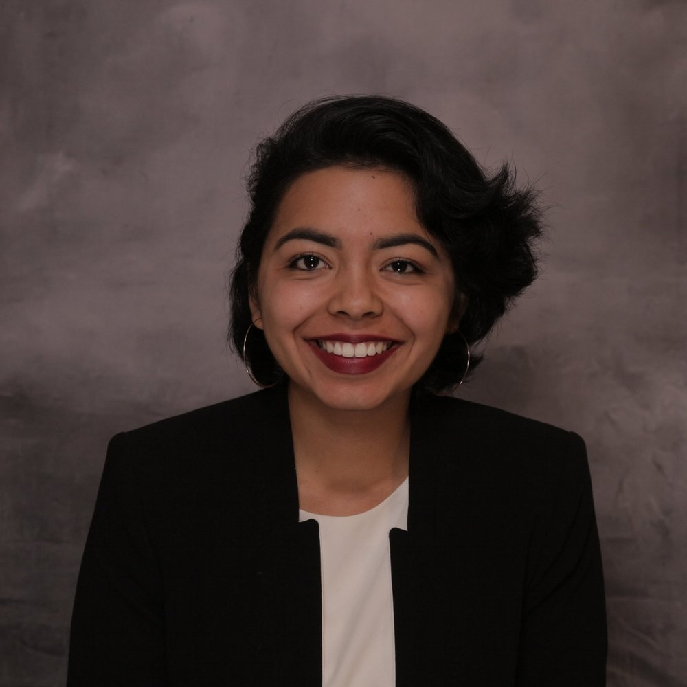 Briana Chavez  Co-House Manager