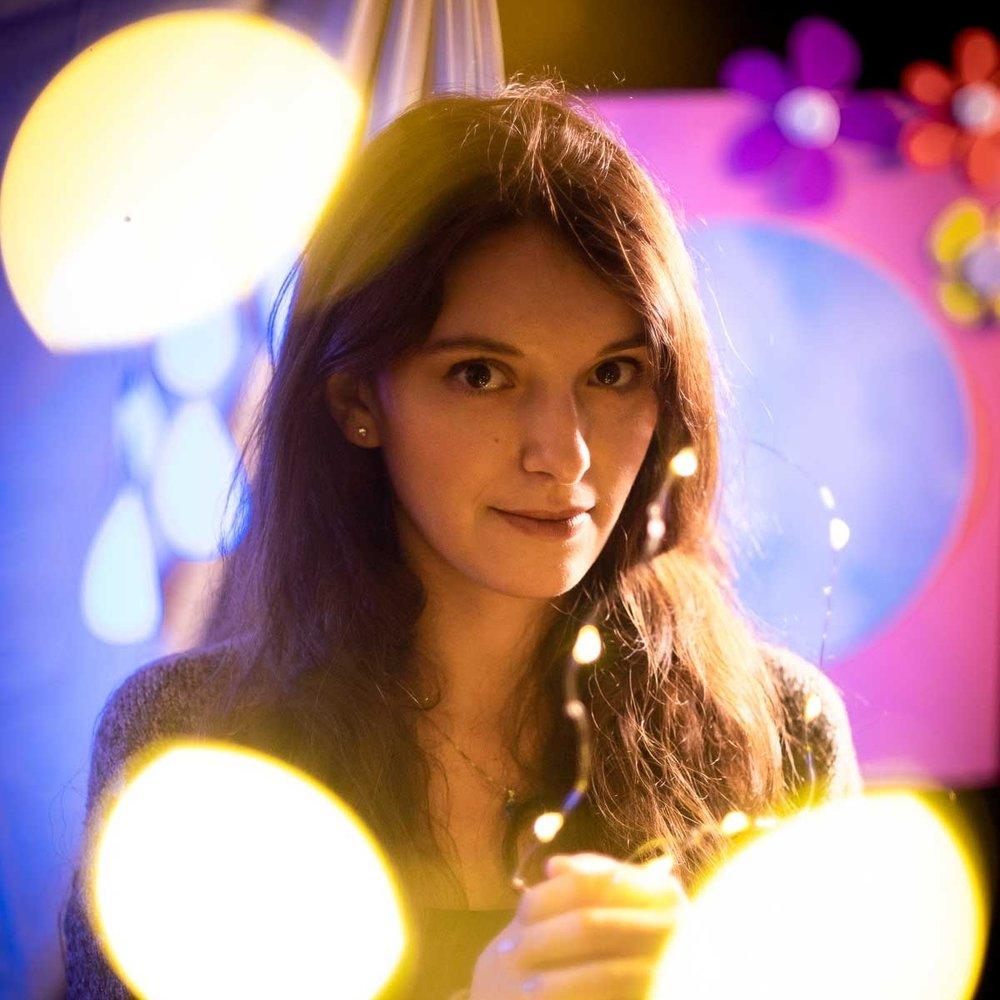 Danielle Diaz  Showrunner