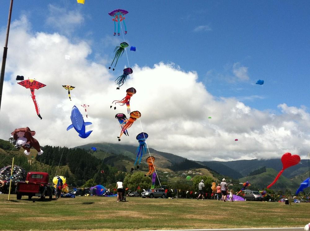 Kite fair magic