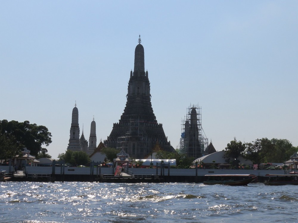 More of Bangkok from the river