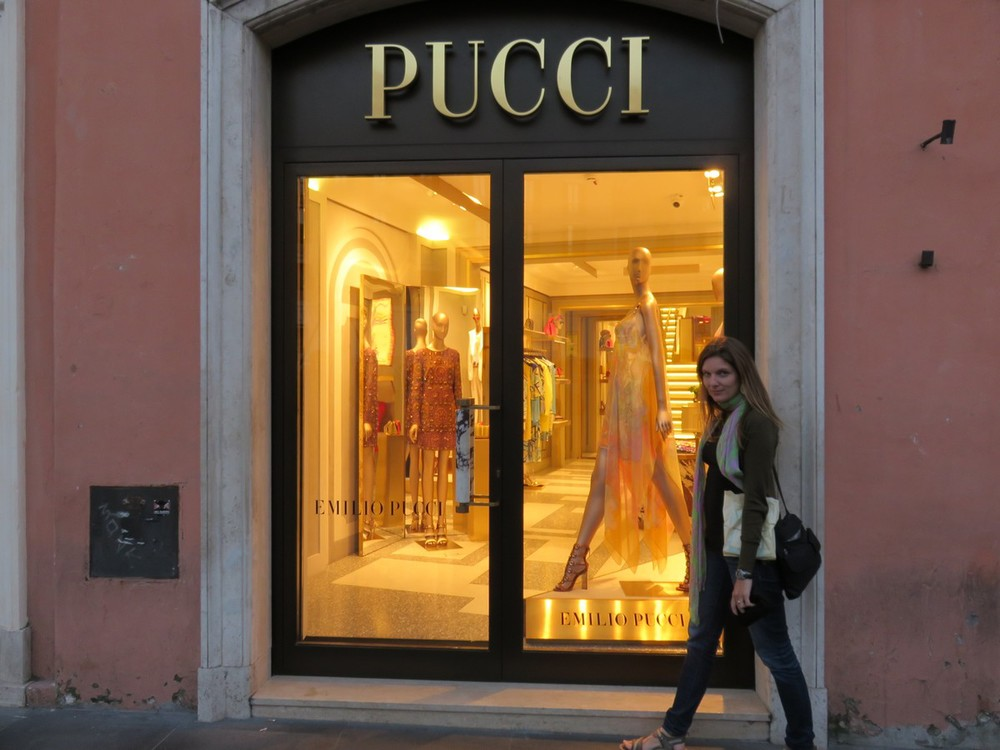 Glam like Pucci