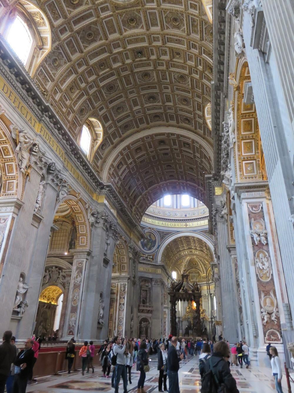 St. Peter's grandeur