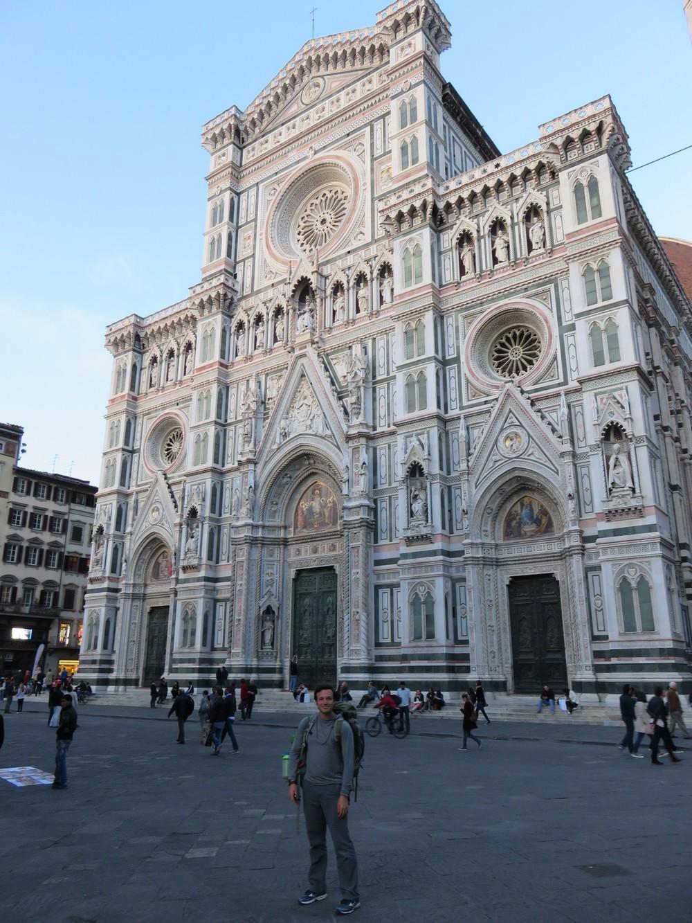 Florentine eye candy...