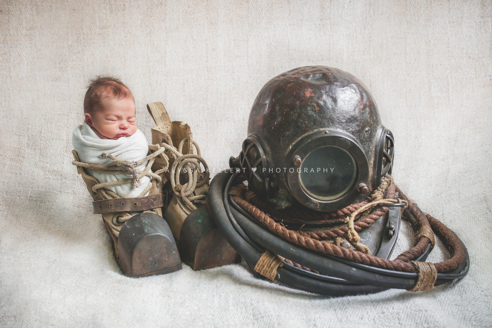 newborn-baby-diving-helmet-boots-composite-coquitlam-vancouver-photography
