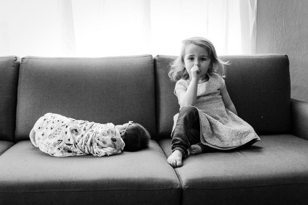 FAMILY + NEWBORN STORIES - Lifestyle + Documentary Stories
