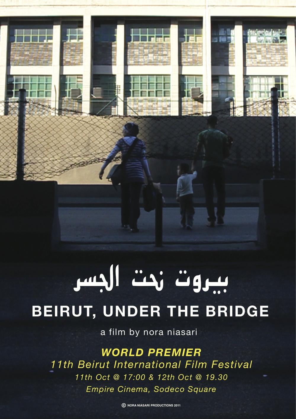 BIFF_Beirut,Under the Bridge_Invite
