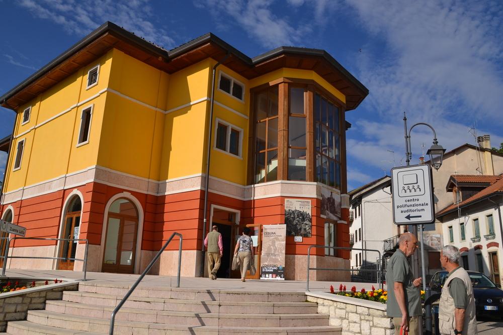 L'appuntamento annuale di Cesuna con l'Associazione Storico Culturale Fronte Sud Altopiano 7 Comuni   CONVEGNI