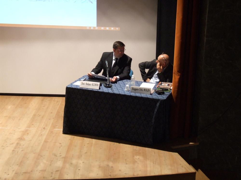 03 - Stefano e Ruggero al Convegno Di Cesuna del 2014.JPG