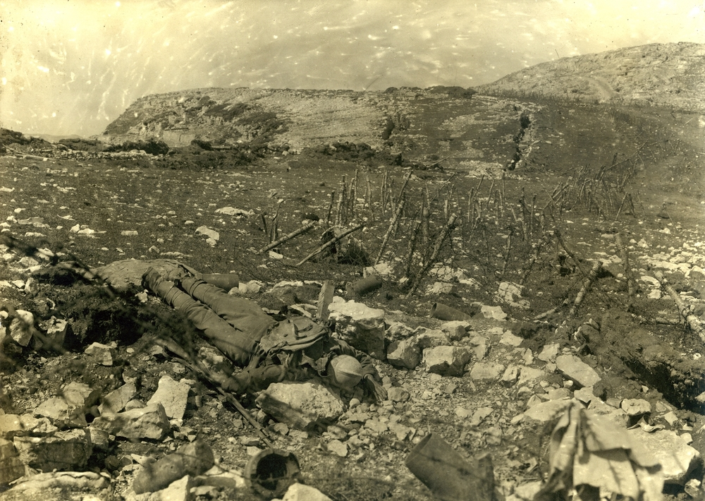 I campi di battaglia moderni spingono i soldati fra labirinti di morte   I RETICOLATI