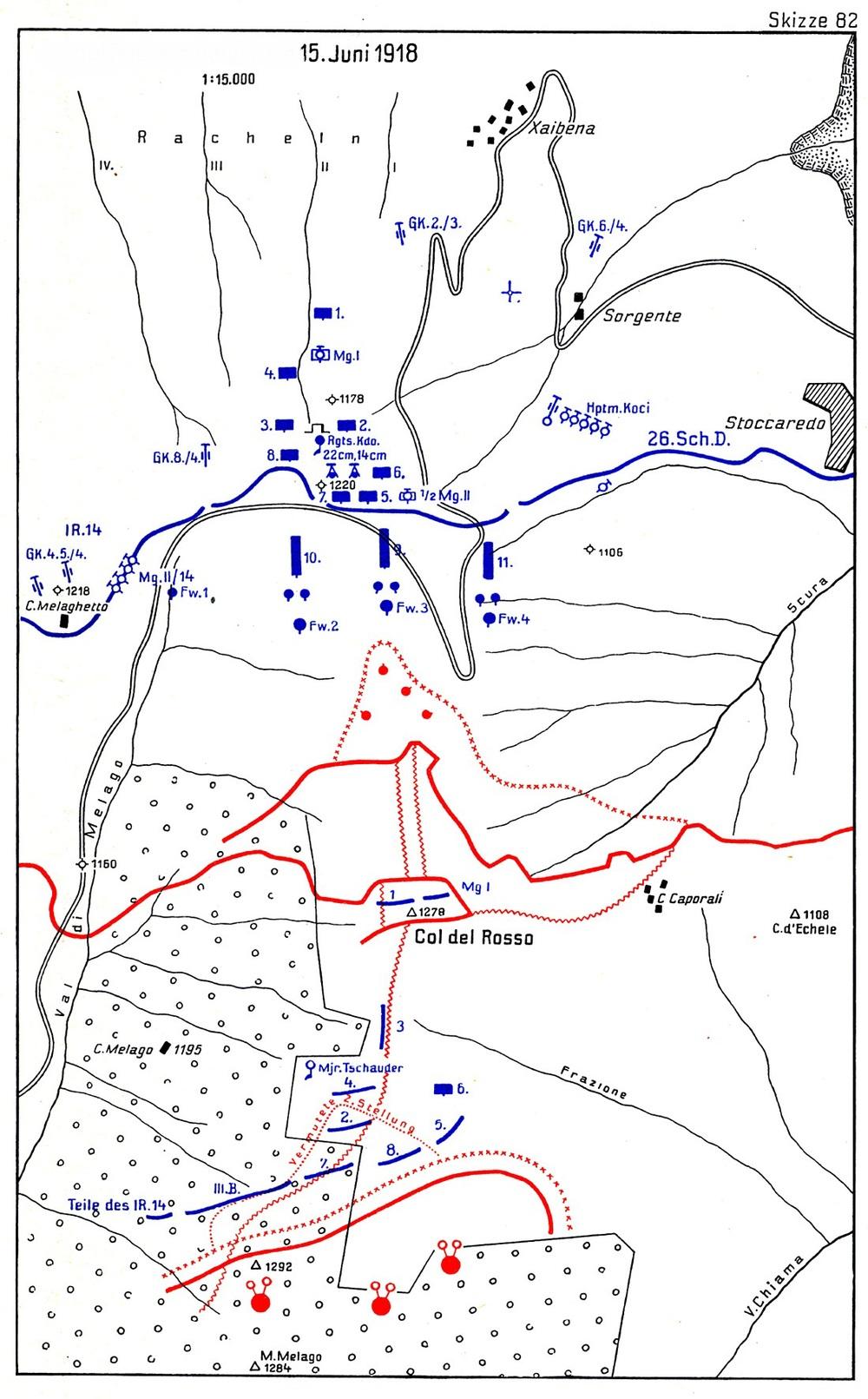 34b - Cartina per gli Hessen relativa a zona Col del Rosso.JPG