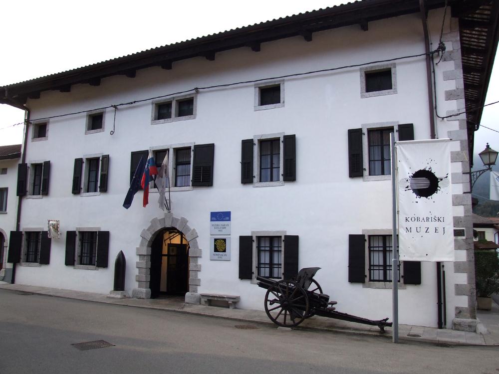Kobaridski Muzej - 1.JPG