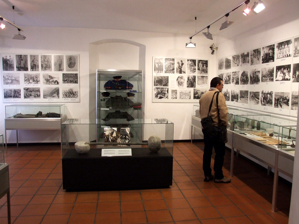 Kobaridski Muzej - 6.JPG
