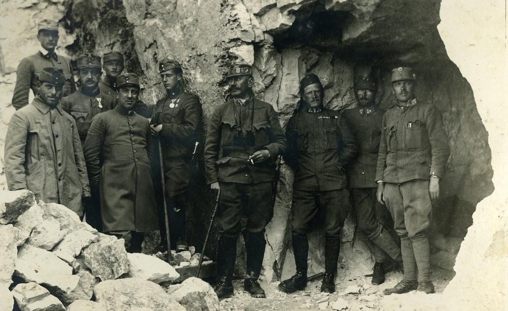 La storia delle battaglie dimenticate   MONTE CHIESA