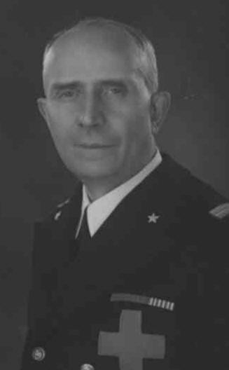 Padre Bevilacqua nel 1942