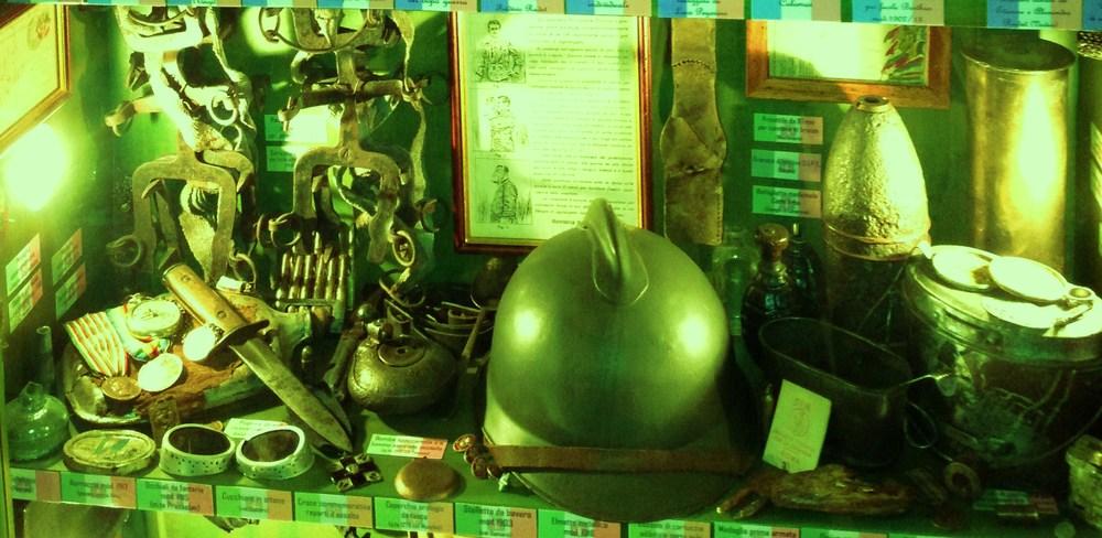 Un tesoro di ricordi nelle memorie di guerra   MUSEI