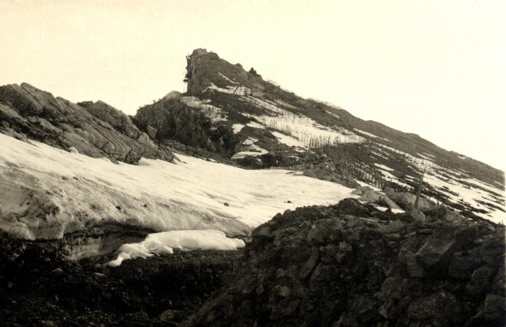 14 - Il forte austriaco del Pizzo di Vezzena.JPG