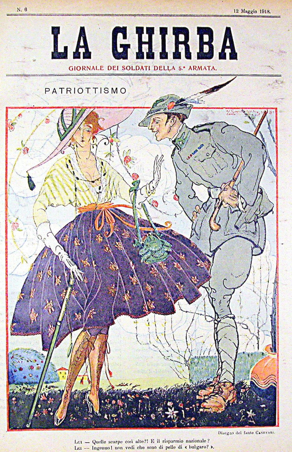 La Ghirba n 6 - 12 maggio 1918 per Archivio Dal Molin.jpg