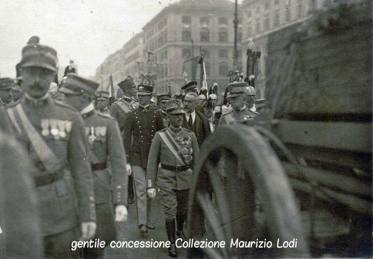 CASA SAVOIA AL FRONTE: L'ARCHIVIO DAL MOLIN PUBBLICA UNA RASSEGNA FOTOGRAFICA