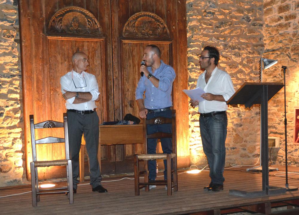 55 - presentazione della serata da parte di Alberto.JPG