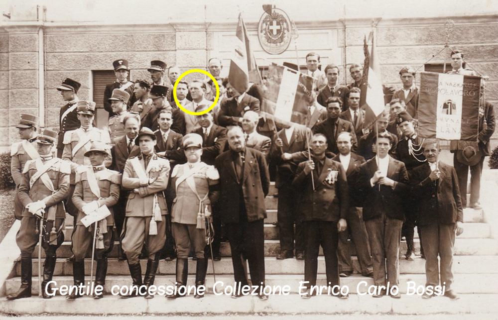 Ufficiali Regio Esercito a Klana c.jpg