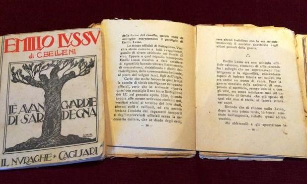 """Il volumetto di Camillo Bellieni dedicato alla figura di Emilio Lussu – Museo """"Emilio Joyce Lussu"""" di Armungia (CA)"""
