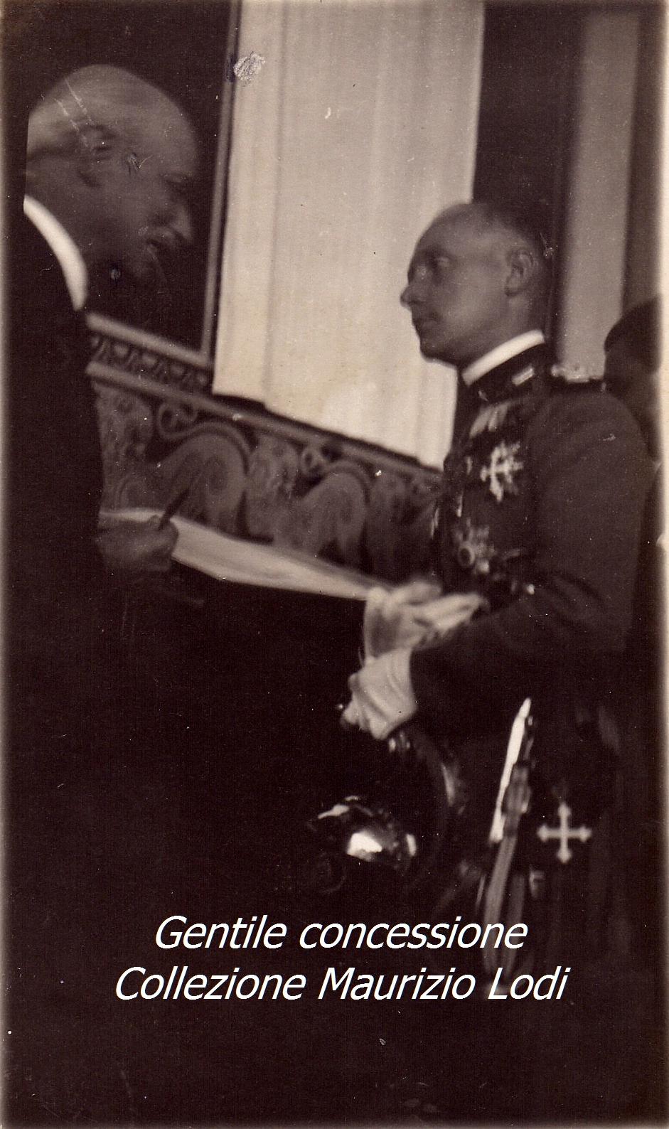 Pasubio 29 agosto 1926 Adalberto di Savoia Duca di Bergamo inaugurazione Sacello Tempio Ossario (c).jpg
