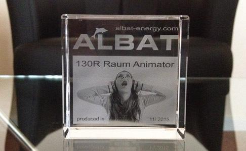 Albat 130R Raum Animator