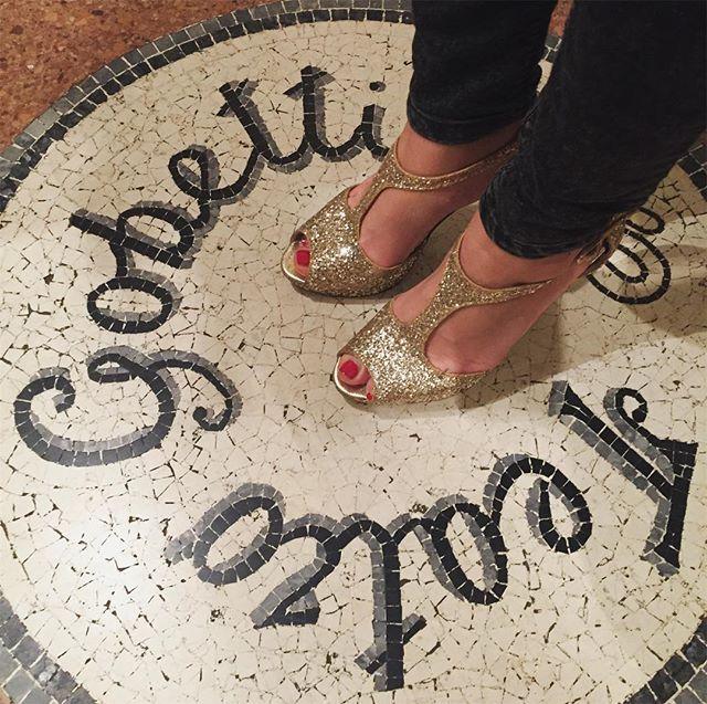 Shine! #teatro #teatrogobetti #shine #theatre #mosaique #manuelagomez #fashion #love #handmadeinitaly #stabileditorino