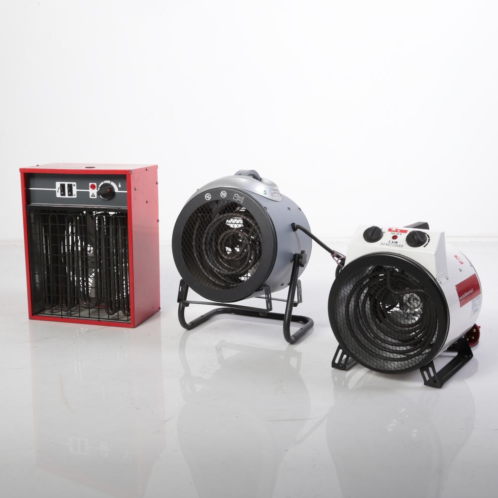 termoconvettore elettrico 3Kw - 9Kw