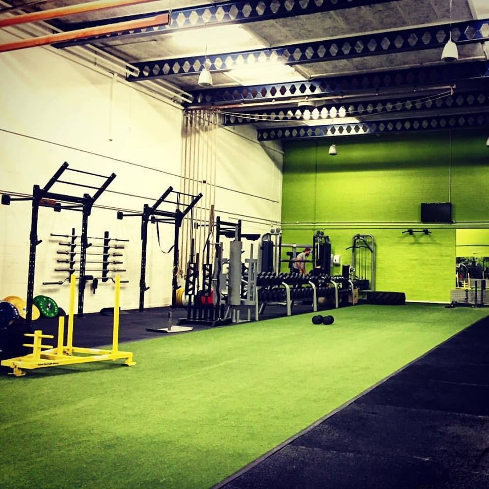 """One of the Best Gyms in London"""