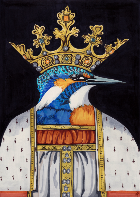 The Kingfisher King