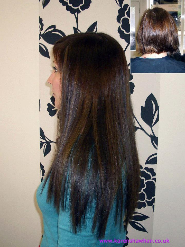 Before and After - Great Lengths