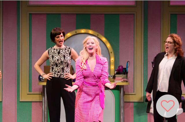 legally blonde the musical ryan j moller costume design