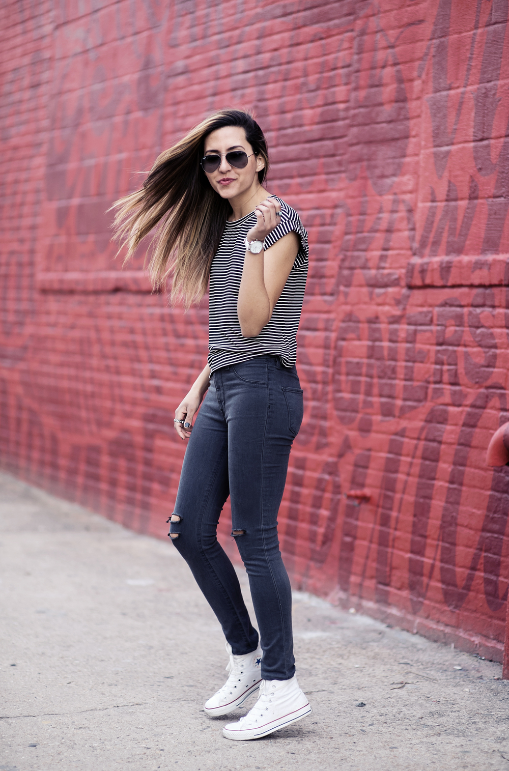 timeless_stripped_tshirt_fashion_blogger_raquel_paiva