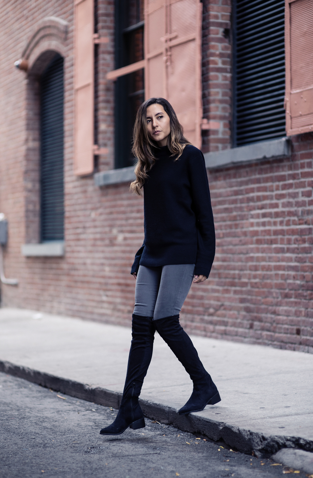 Trend Alert Over The Knee Boots Raquel Paiva Personal