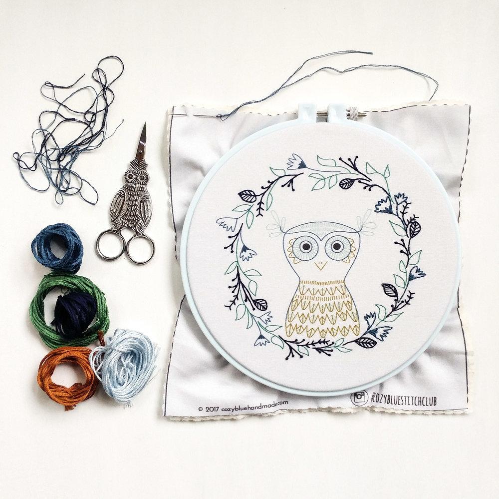 september :: owlette