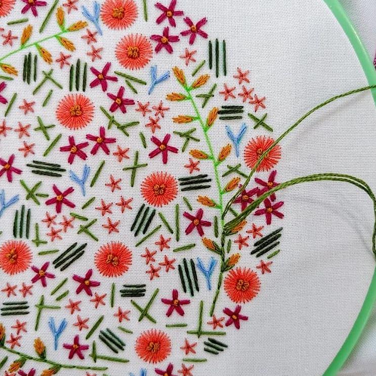 march :: wildflower meadow