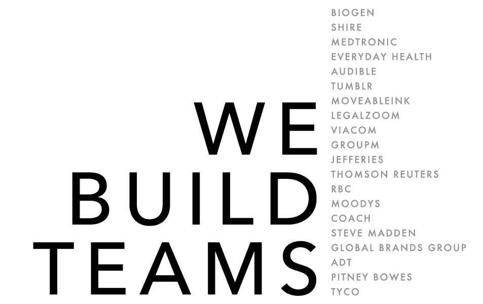 Webuildteams