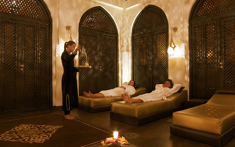 Les Bains de Marrakech Spa