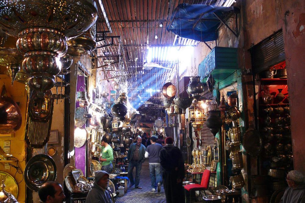 Marrakesh Famous Souk