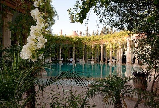 Palais Rhoul, Marrakech, Morocco