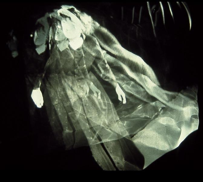 Vertigo  installation projection
