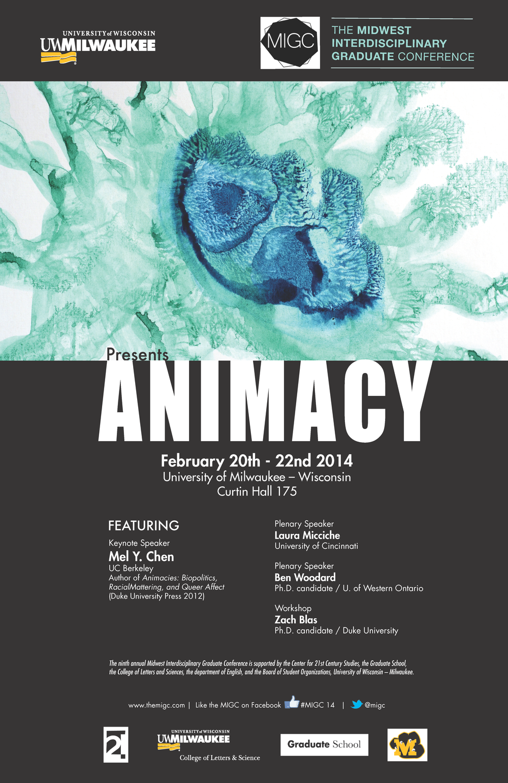 MIGC 2014: Animacy