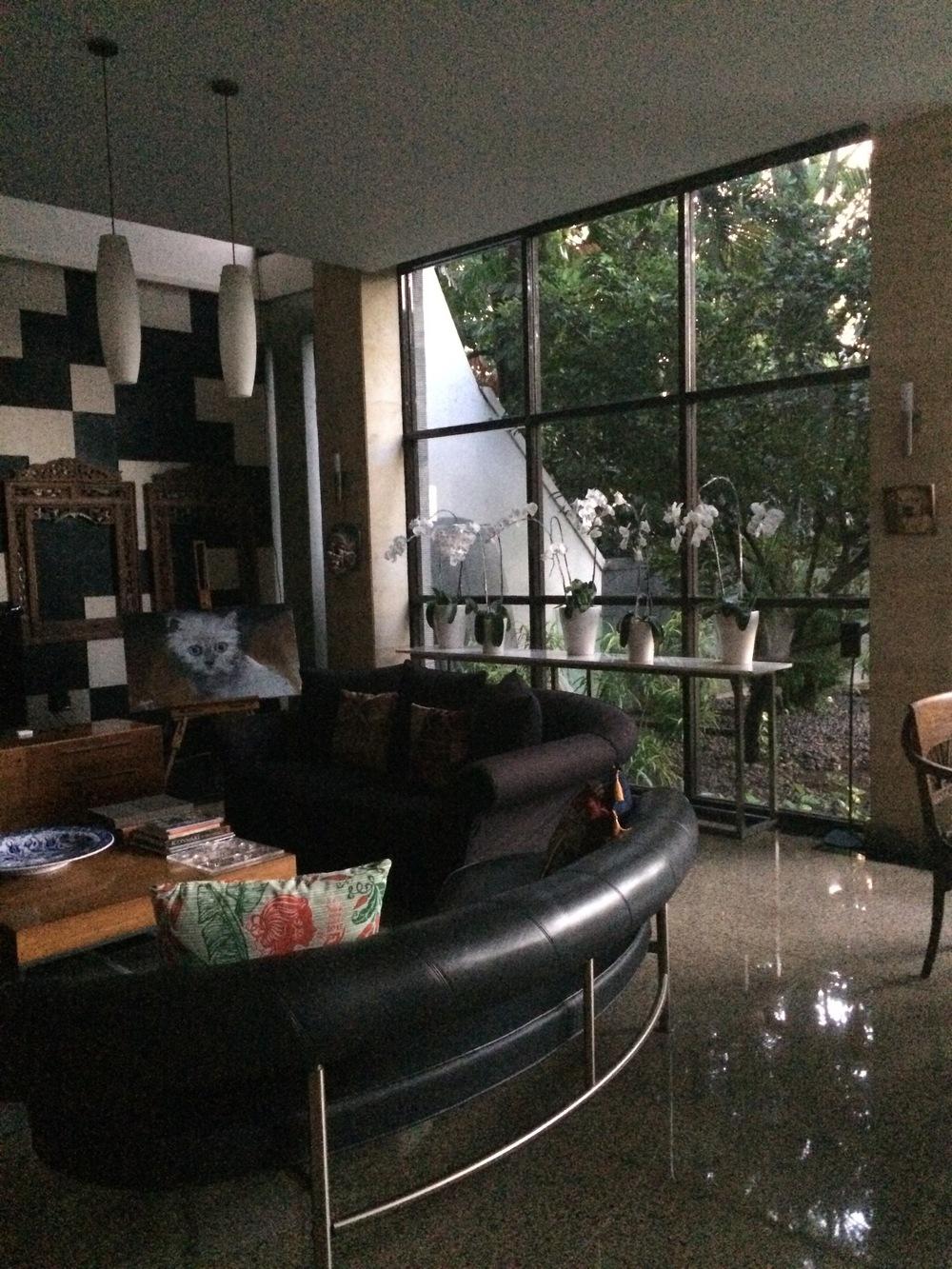 Our lovely homestay in Jakarta