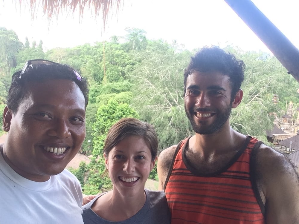 The best Balinese tour guide ever, Dewa