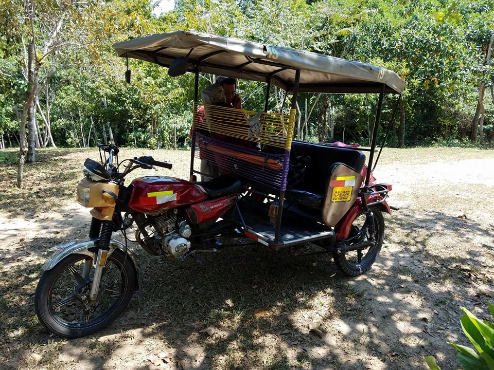 Tarapoto Mototaxis